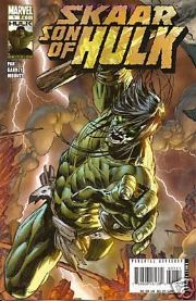 Skaar Son Of Hulk #1 Garney Cover Marvel Comics US Import